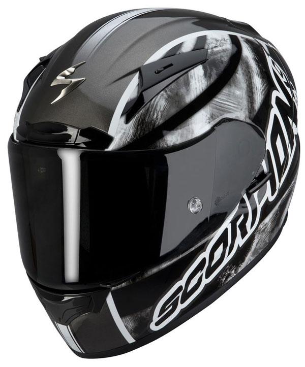 Full face helmet Scorpion EXO 2000 Sidewall Dark Grey