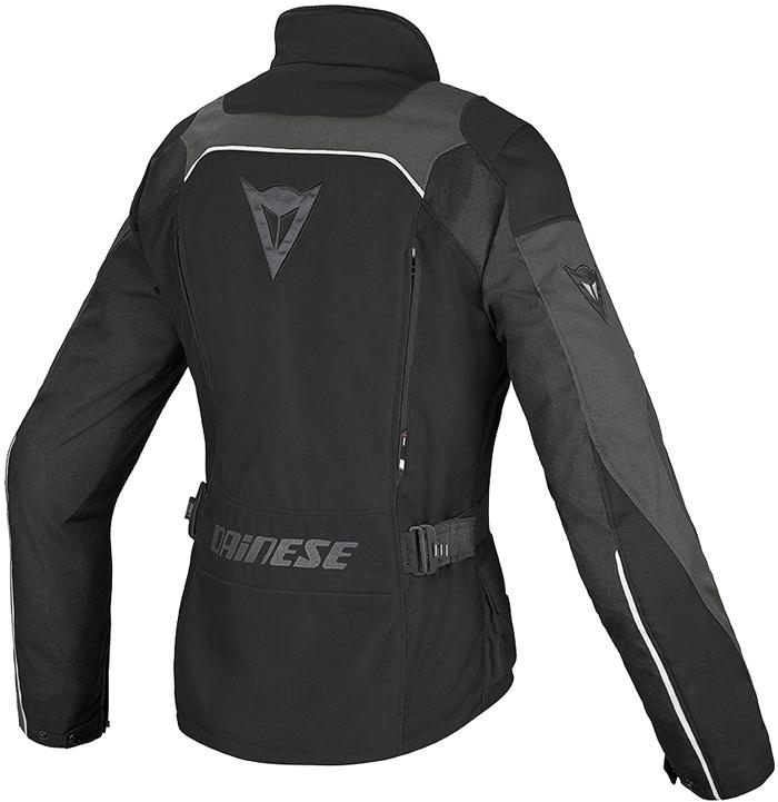Dainese Tempest D-Dry N woman jacket Black Dark gull