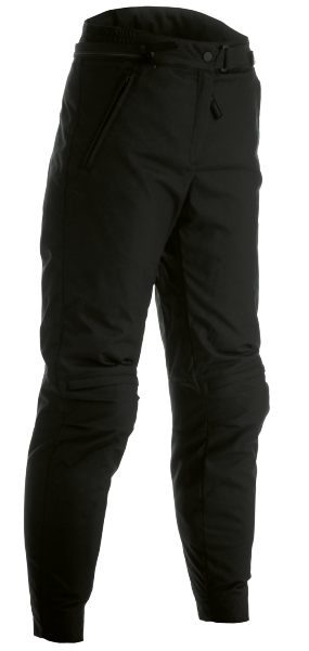 Dainese AMSTERDAM LADY D-DRY woman trousers Black
