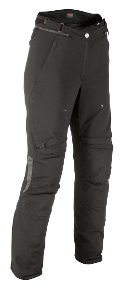 Pantaloni moto donna Dainese D-System D-Dry Lady neri