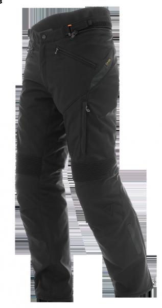 Pantaloni moto donna Dainese Tomsk D-Dry Lady neri
