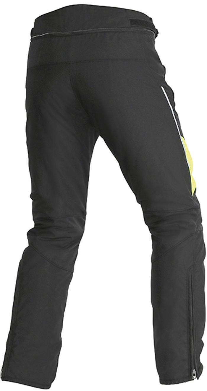 Pantaloni moto donna Dainese Tempest D-Dry Nero Giallo