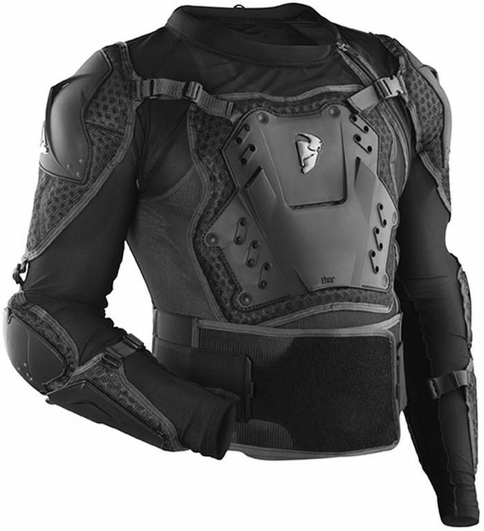 Thor Impact Rig SE chest protector black