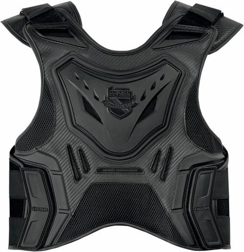 Icon Stryker Vest Harness Black