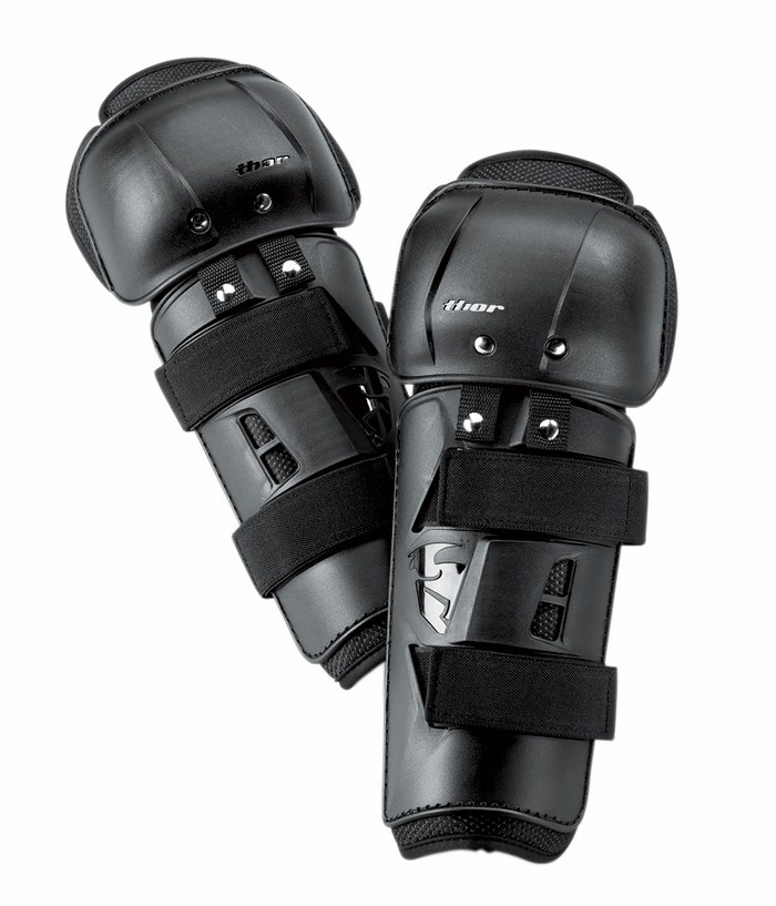 Thor Sector black knee guard
