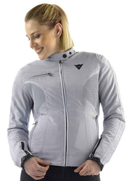 Giacca moto donna Dainese Alice Tex Lady high rise