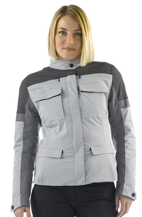 Dainese Tayga Tex Lady women motorcycle jacket high rise-castle
