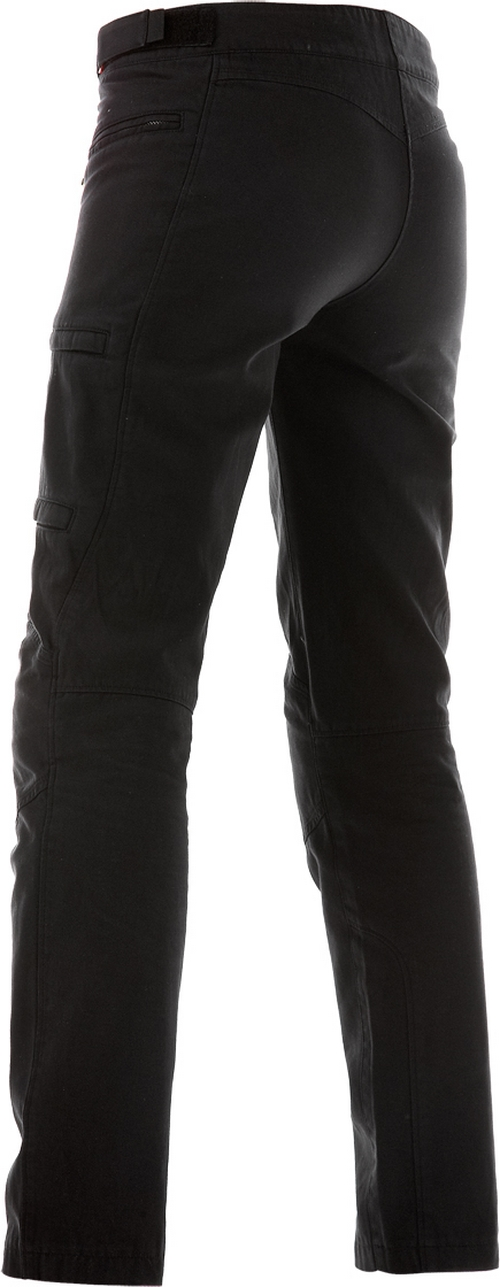 Dainese New Yamato Cotton Lady motorcycle pants black