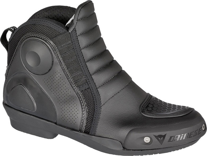 Shoes Women's Dainese motorcycle Garde S-RS Lady Black