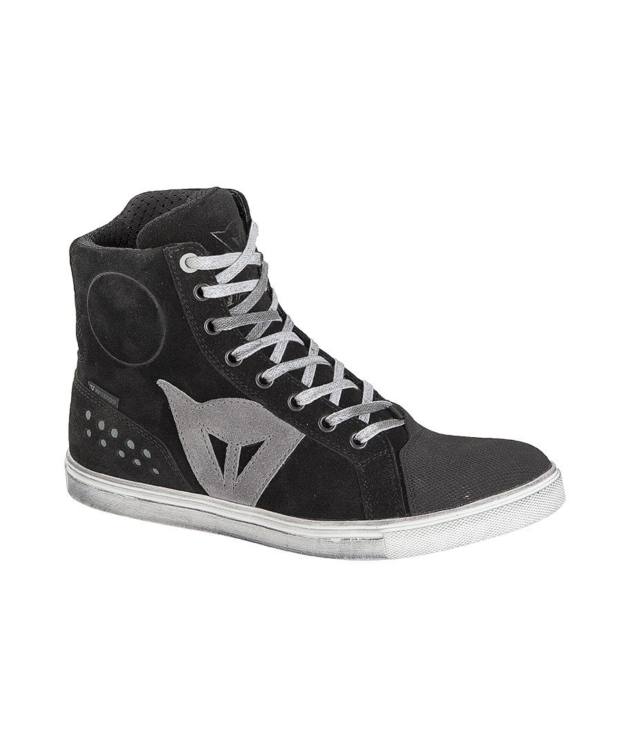 Dainese Street Biker D-WP woman shoes Black Anthracite