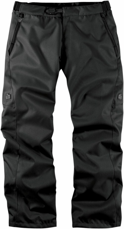 Motorcycle trousers Device Black Icon
