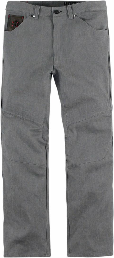 Motorcycle Jeans Icon Hooligan Grey