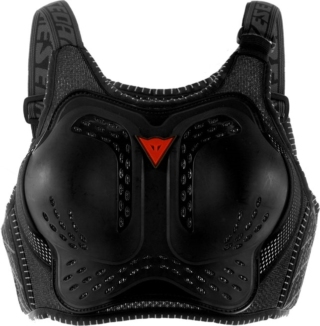 Harness woman Dainese Thorax Pro Lady Black