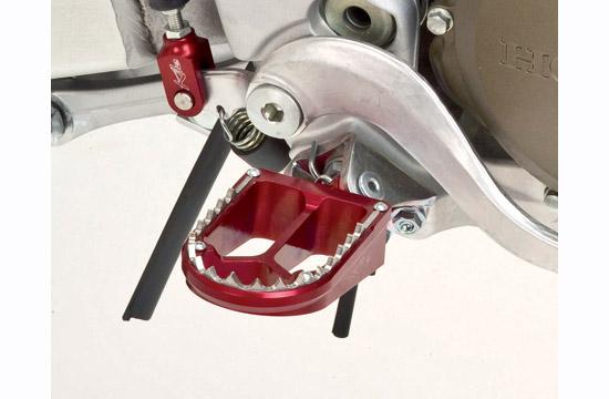 Kit pedante Kite Honda Rosso