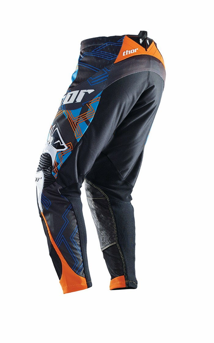 Thor Core Fragment pants blue orange