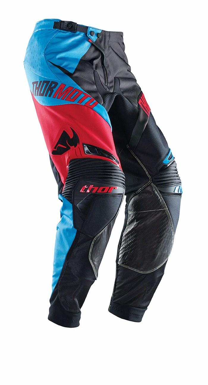 Thor Core Razor pants blue black red