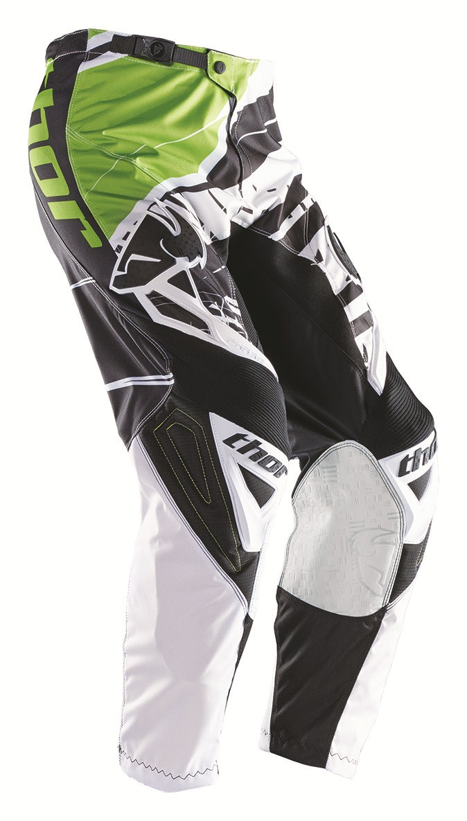 Thor Youth Phase Mask pants green