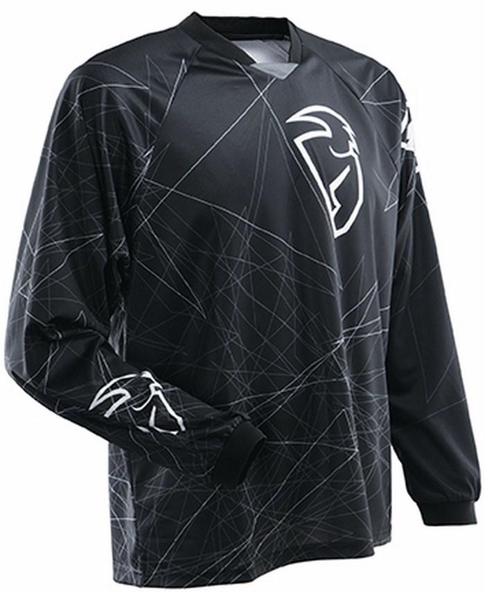 Thor Static Gear jersey black