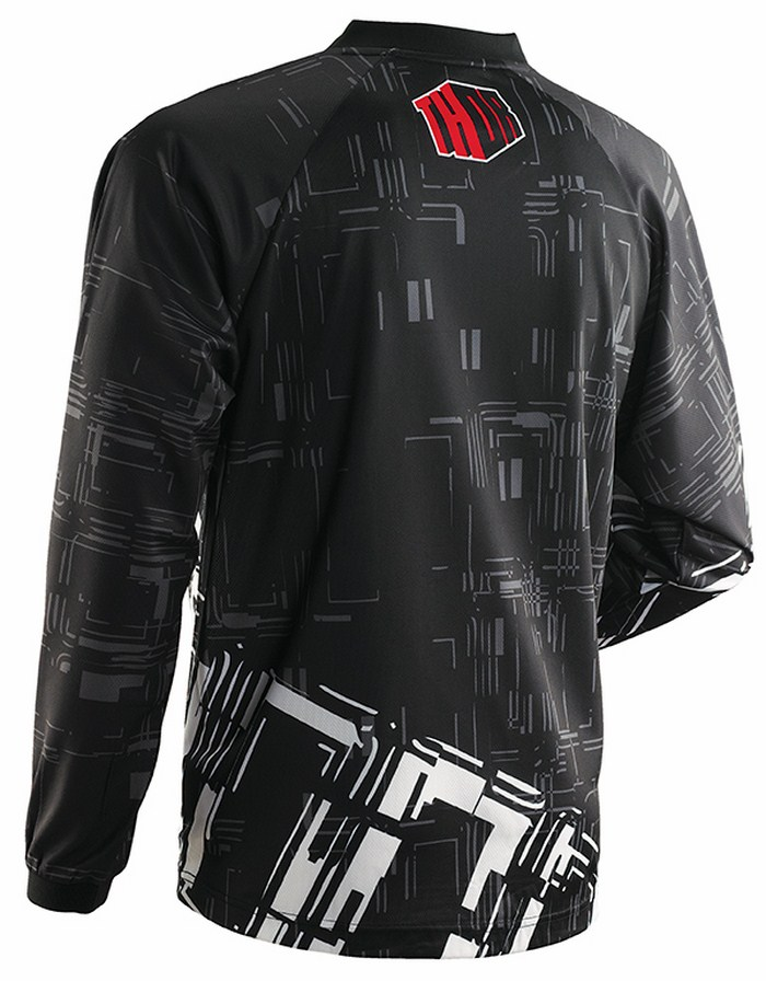 Thor Static Gear Boxed jersey