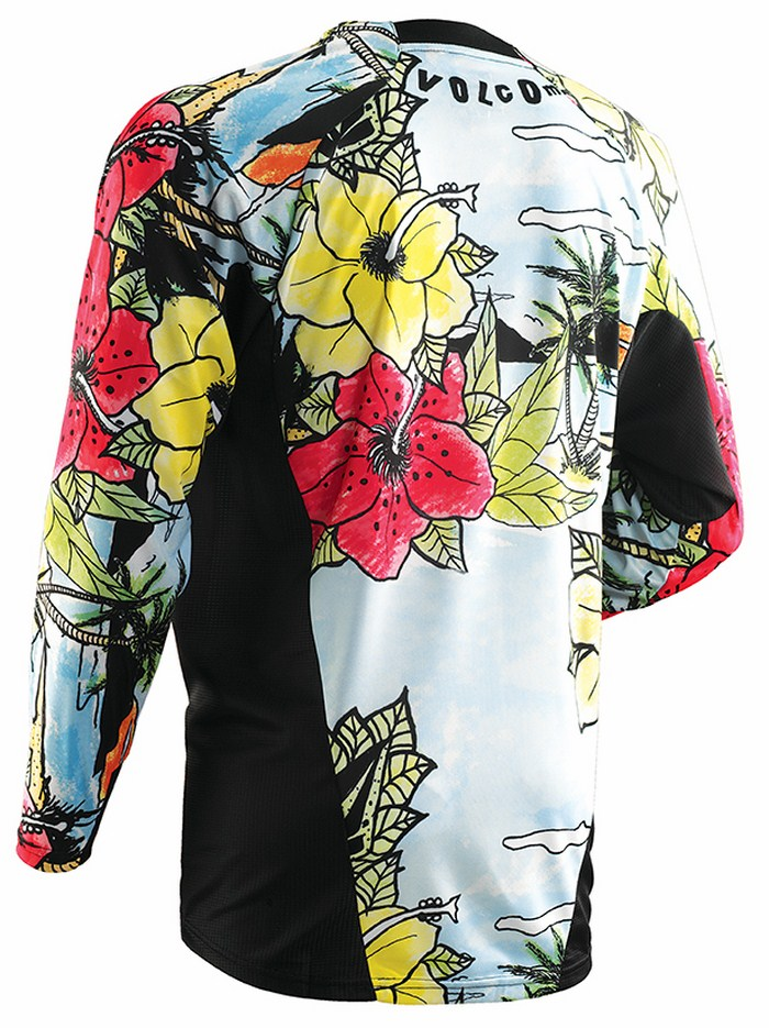 Thor Volcom Collab Core Aloha jersey