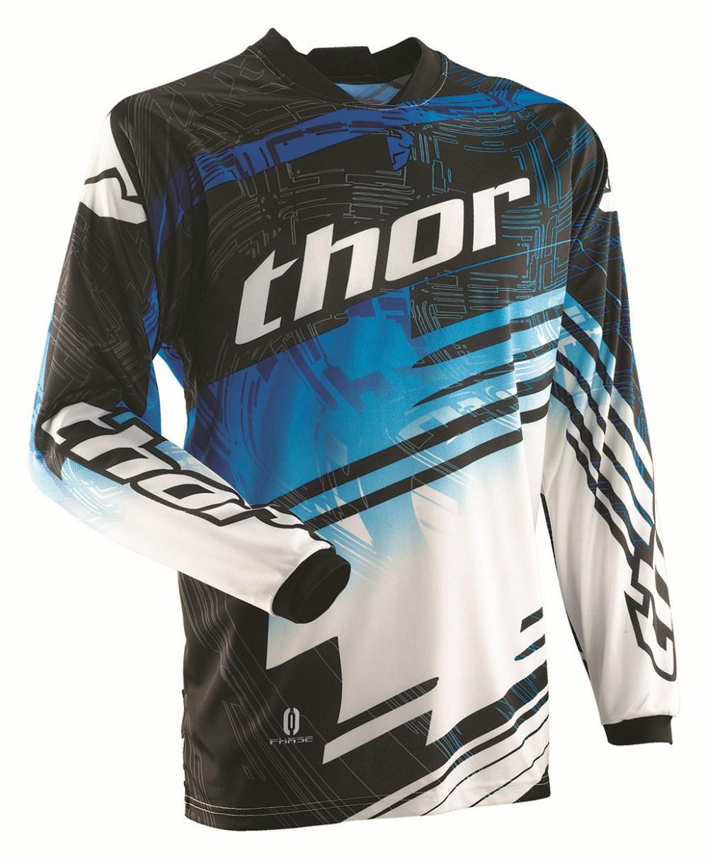 Thor Youth Phase Swipe Jersey blue