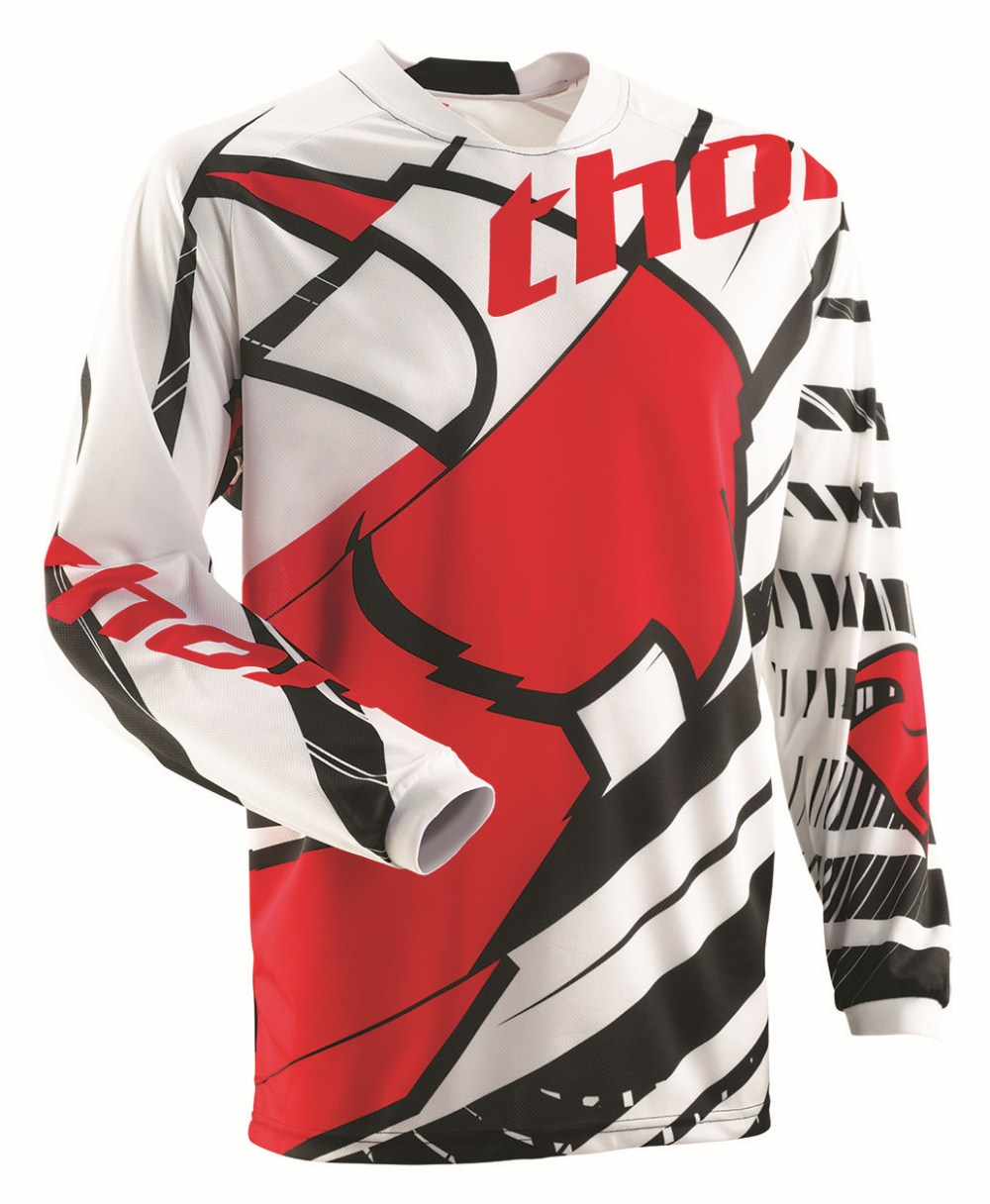 Thor Youth Phase Mask Jersey red