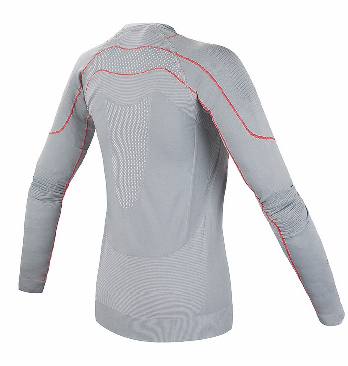 Knitted underwear woman Dainese Dynamic Tech LS-Cool Grey Lady