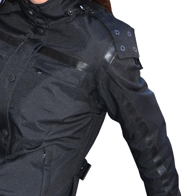Motorcycle jacket woman Jollisport Buzz