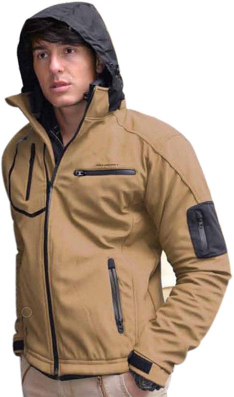 Jollisport Jacket Soft beige Ages