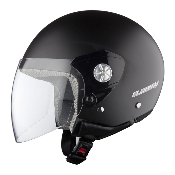 Helmet LS2 OF518 Midway matt black