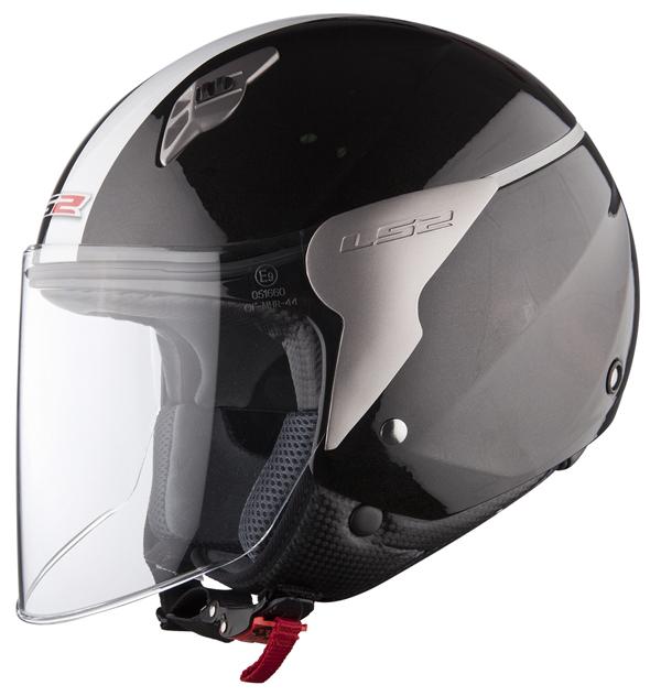 Helmet LS2 OF559 Blink glossy black