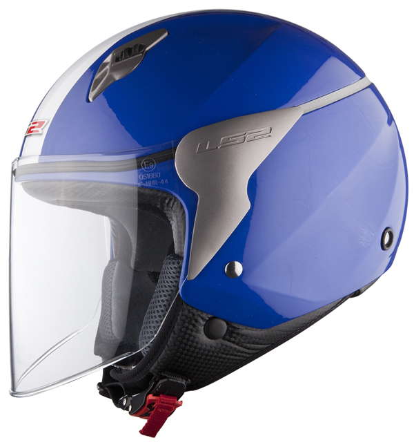 Helmet LS2 OF559 Blink navy blue