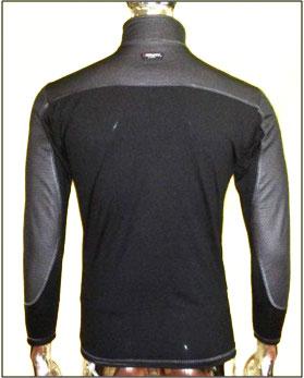 Windproof shirt Spark Merlino