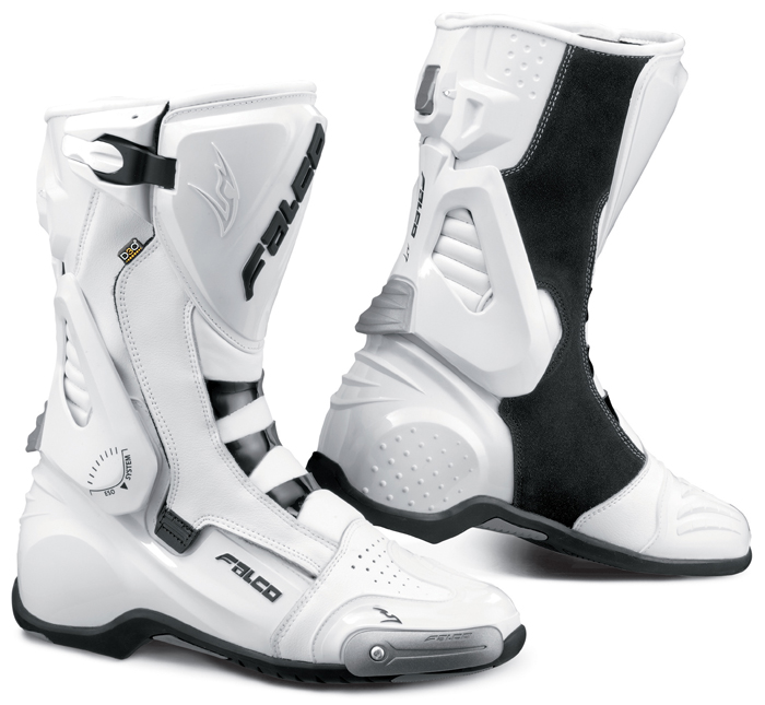 Stivali moto Falco Eso LX Bianco