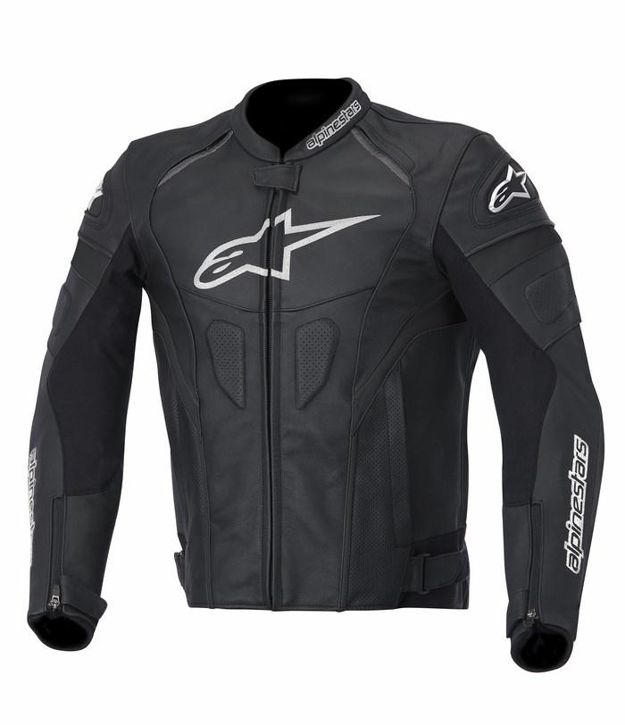 Alpinestars GP Plus R leather jacket black