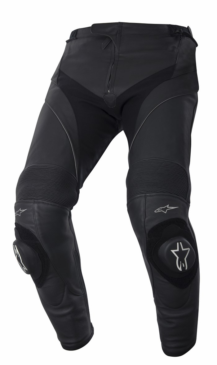 Alpinestars Missile leather pants black long