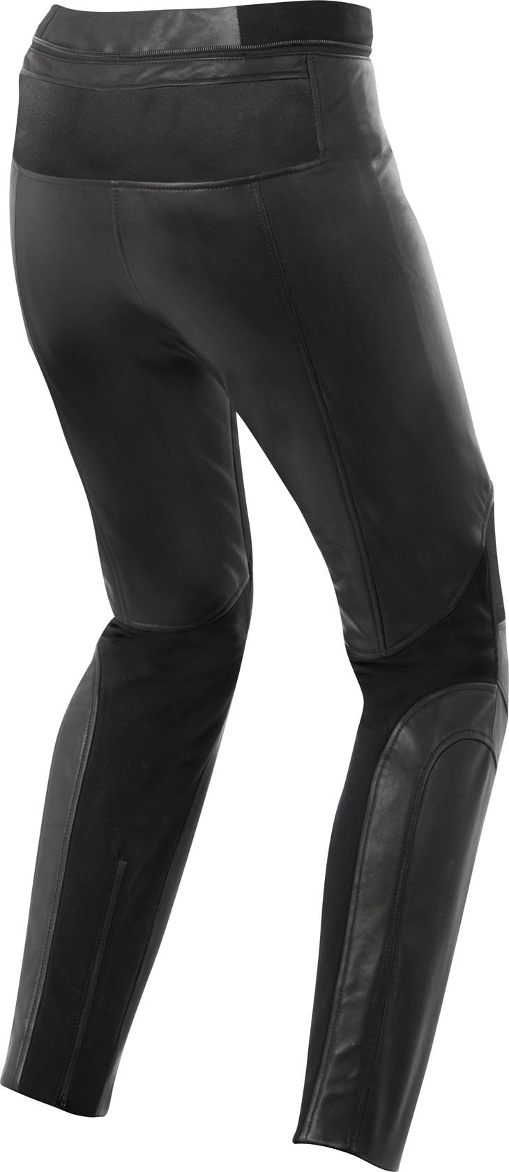 Alpinestasr Stella Vika leather woman trousers Black