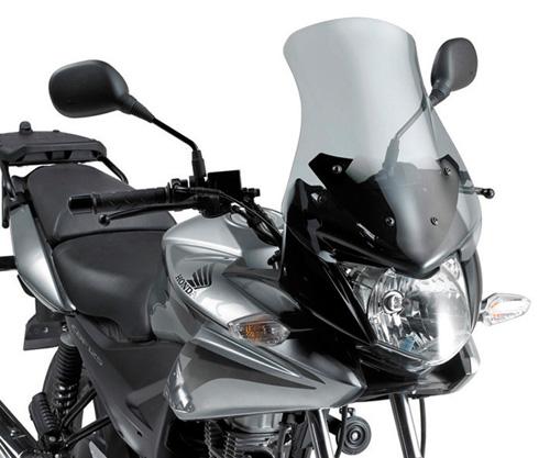Plexiglass 317DT specific for Honda CBF 125