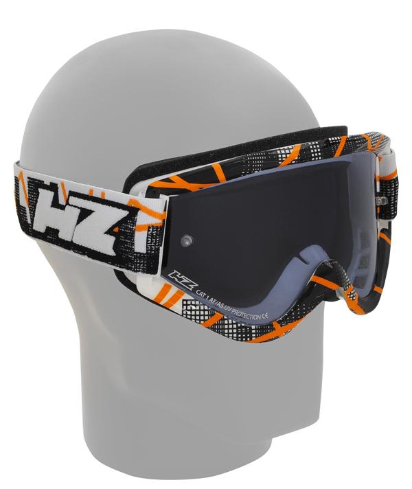 Occhiali cross HZ GMZ2 Laser Arancio