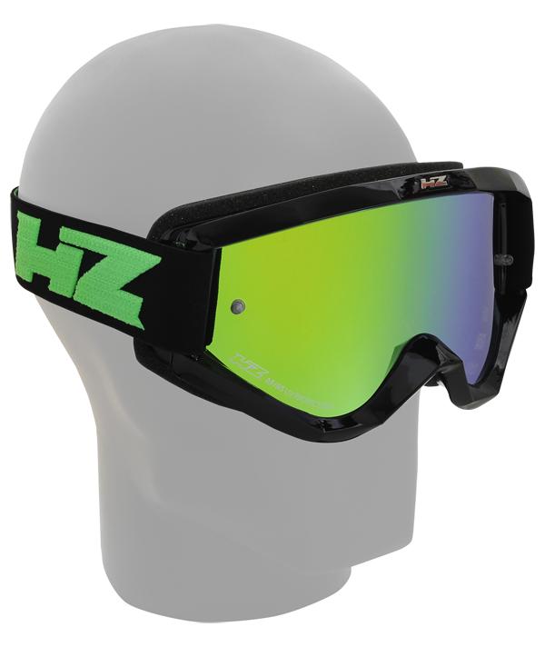 Glasses cross HZ GMZ3 Pure Green