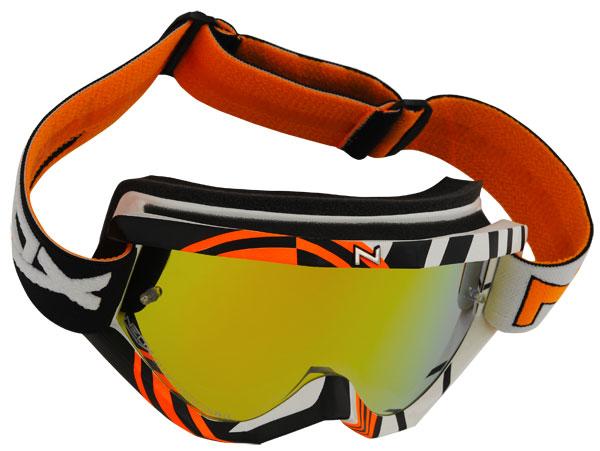 Glasses cross HZ GMZ3N Neox Circle Orange
