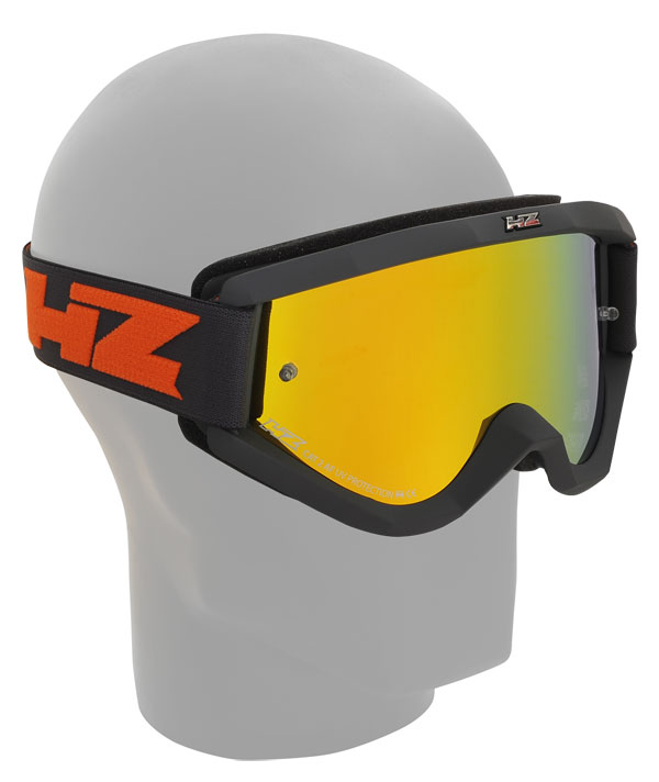 Glasses cross HZ GMZ3 Storm Gray matte