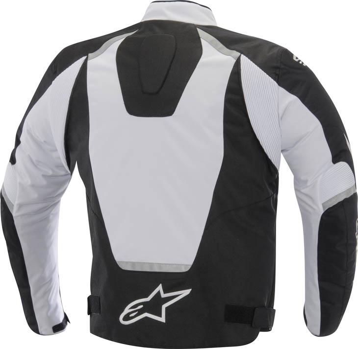 Giacca moto Alpinestars T-Jaws WP Nero Bianco