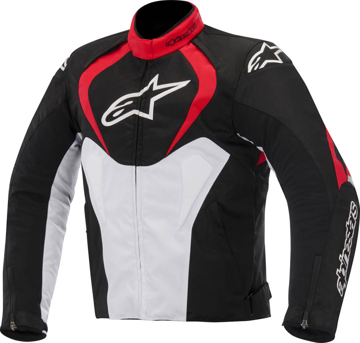 Alpinestars T-Jaws WP jacket Black Red