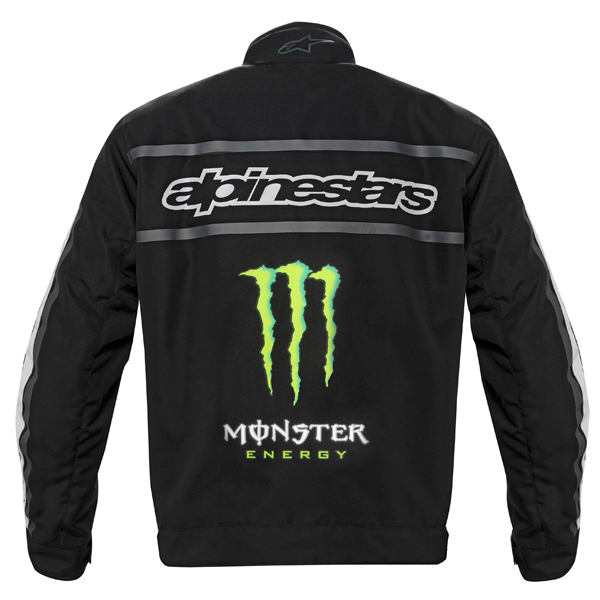 Alpinestars Howler Waterproof jacket balck green