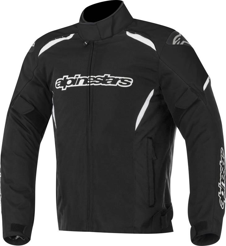Giacca moto Alpinestars Gunner WP Nero