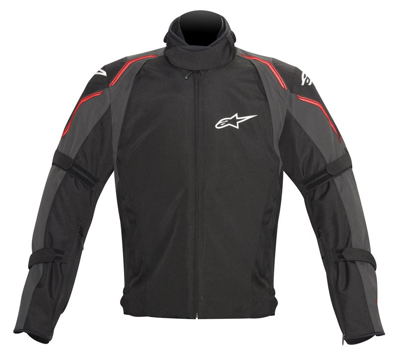 Jacket Alpinestars Megaton DS Black Grey Red