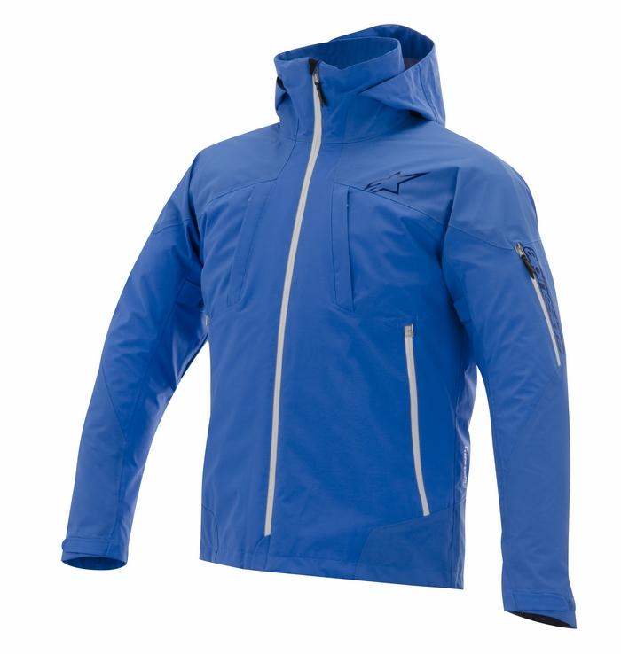 Lance WP 3L Jacket Alpinestars Blue