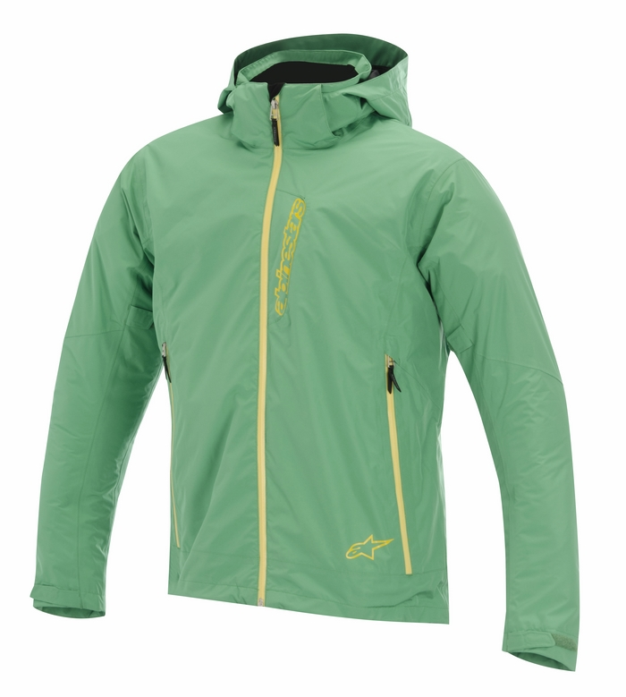 Jacket Alpinestars Scion 2L WP Light Green