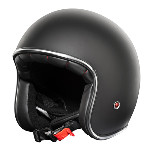 M.Robert MR320 U9BM demi-jet helmet